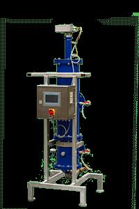 Aquaprofi-Filter AP5011 Gestell Rückseite